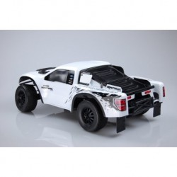 Illuzion - SCT - Ford Raptor SVT - SCT-R body (Fits most all 1/10th SCT)