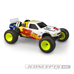JConcepts - Team Associated RC10T3 authentic body (#6139)