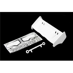 Illuzion - 1/8th Buggy/Truggy wing (white)