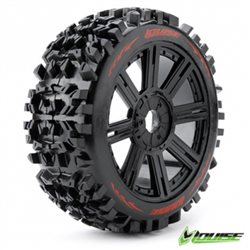 Tire & Wheel B-PIONEER 1/8 Buggy Sport (2)