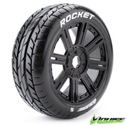 Tire & Wheel B-ROCKET 1/8 Buggy Sport (2)