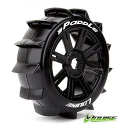 Tire & Wheel B-PADDLE 1/8 Buggy Sport (2)