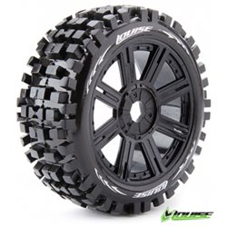 Tire & Wheel B-BULLDOZE 1/8 Buggy Sport (2)