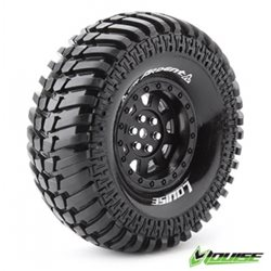 "Tire & Wheel CR-ARDENT 1.9"" Black (2)"