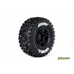 Tire & Wheel SC-UPHILL 2WD Front (2)