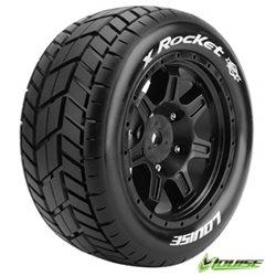 Tires & Wheels X-ROCKET X-Maxx (MFT) (2)