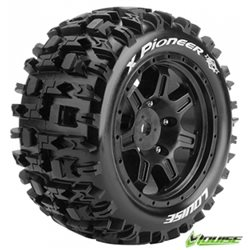 Tires & Wheels X-PIONEER X-Maxx (MFT) (2)