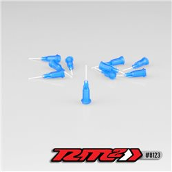 JConcepts - Glue tip needle, thin bore, 10pc