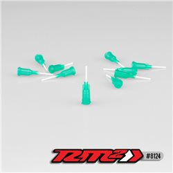 JConcepts - Glue tip needles, medium bore, 10pc.