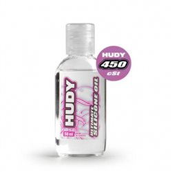 HUDY Silicone Oil 450 cSt 50ml