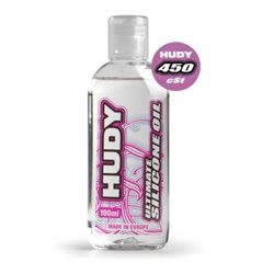 HUDY Silicone Oil 450 cSt 100ml