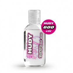 HUDY Silicone Oil 600 cSt 50ml