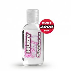 HUDY Silicone Oil 2000 cSt 50ml