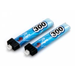 Li-Po Battery 1S 3,8V 300mAh 30C JST-PH 2.0mm 2-P