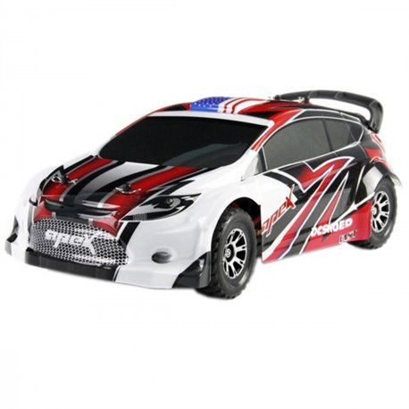 1/18 2,4 GHz 4wd RC Car Off Road Rally RTR