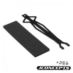 Jconcepts - Traxxas Slash /Slash 4x4 Monroe Carbon Fiber battery brace