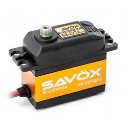 SB-2272MG Servo 7Kg 0,032s HV Alu Brushless Metalldrev