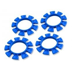 JConcepts - 1/10th Satellite tire gluing rubber bands - blue - fits 1/10th, SCt and 1/8th