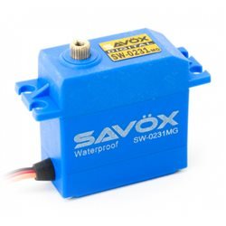 SW-0231MG Servo 15Kg 0,17s Metalldrev WP