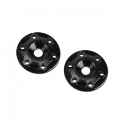 Illuzion- Finnisher- 1/8th buggy/truck alu wing button black