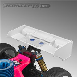 JConcepts - F2I 1/8th buggy wing polycarbonate center divider
