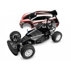 Illuzion - Traxxas Rally, Slash 4x4 Platinum- overtray protects chassis from excessive debris