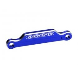 JConcepts - Kyosho RB6 / RT6 aluminum front suspension brace - blue
