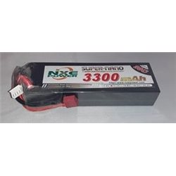 Hard Case 11,1V 3300mAh 30C