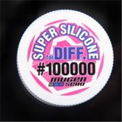 SUPER SILICONE FOR DIFF. #100000 30CC