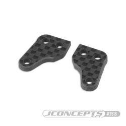 B74 Carbon Fiber L&R steering arms, chamfered