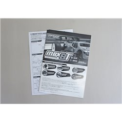 MBX-8 NITRO  TRUGGY  INSTRUCTION MANUAL