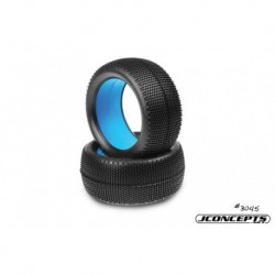 Hybrids - green compound - Elevated bead 1/8th truck tire