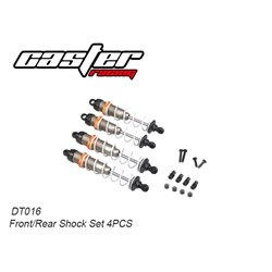 Front/Rear Shock Set 4PCS