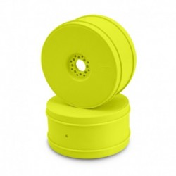 Bullet - 1/8th buggy wheel - 83mm - 4pc - (yellow)