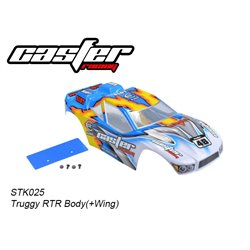 Truggy RTR Body(+Wing)