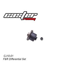 CJ10 F&R Differential Set