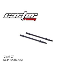 CJ10 Rear Wheel Axle