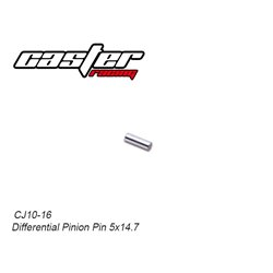 CJ10 Differential Pinion Pin 5x14.9