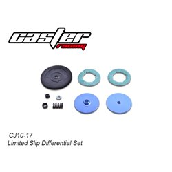 CJ10 Limited Slip Differential Set