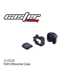 CJ10 F&R Differential Case