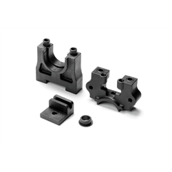 Centre Diff Mounting Plate Set High Graphite