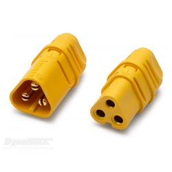 Connector MT30 3-pole 2mm pair
