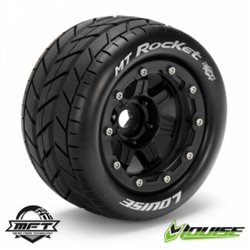 Tires & Wheels MT-ROCKET Maxx Soft Black (MFT) (2)
