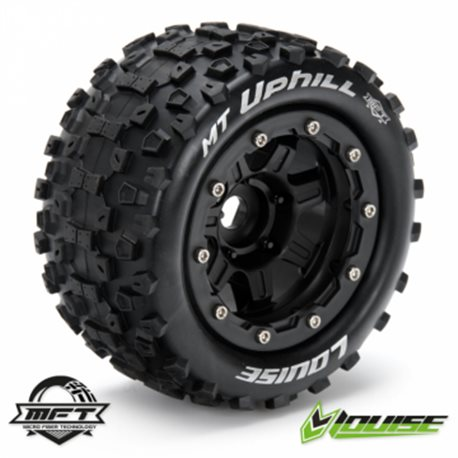 Tires & Wheels MT-UPHILL Maxx Soft Black (MFT) (2)