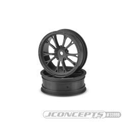 "Tactic - Slash | Bandit, Street Eliminator 2.2"" 12mm hex front wheel - (black)"