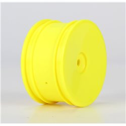 Rear Wheel Set 1:16 Yellow