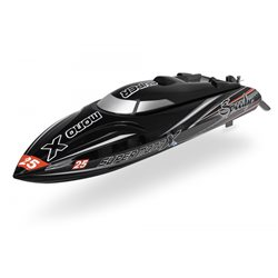 Super Mono X EP Boat ABS brushless motor RTR