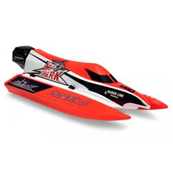 Mad Shark F1 Boat 2.4G RTR Brushless Red