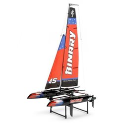 Binary Sailboat RTR Catamaran 400mm