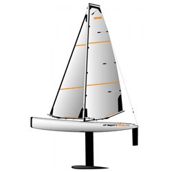 Sailboat Dragon Flite 95 w/o radio PNP DISC.